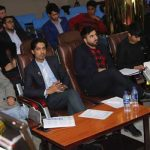 "Guest Lecture on the topic ""Tax System In Afghanistan"